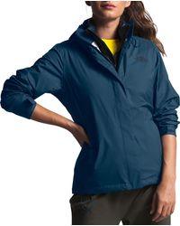 The North Face Venture 2 Rain Jacket - Blue
