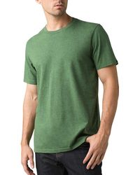Prana Crew T-shirt - Green