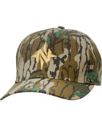 0abdd098c23d Nomad Camo Low Country Trucker Hat in Green for Men - Lyst