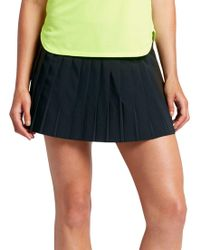 Nike Court Victory Wide Band Tennis Skirt - Black
