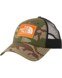 Lyst - The North Face Mudder Trucker Cap in Natural for Men 6f7b3967bd63