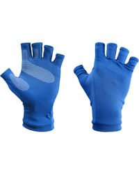 Sunday Afternoons Uv Shield Cool Gloves - Blue