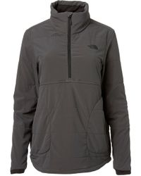 The North Face - Mountain Sweatshirt Insulated Pullover - Lyst