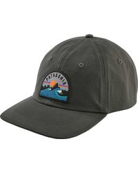 Patagonia Boardie Badge Trad Cap - Gray