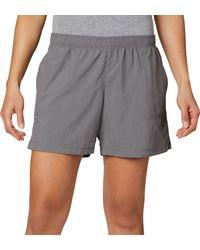 Columbia Sandy River Shorts - Gray