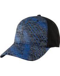 Reebok | Printed Spacedye Stretch Fit Hat | Lyst