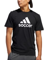 adidas - Badge Of Sports Soccer T-shirt - Lyst