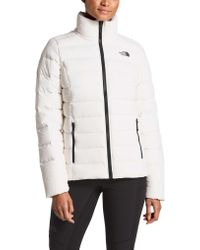 Lyst - The North Face Stretch Down Jacket in Black eb1b38bf0