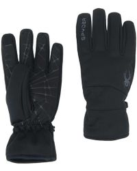 Spyder Facer Conduct Gloves - Black