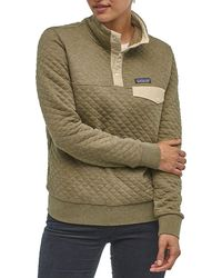 Patagonia Cotton Quilt Snap-t Pullover - Multicolor
