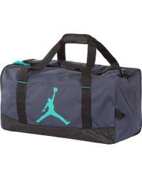 7eeefc54c8 Lyst - Nike Team Training Max Air Id Duffel Bag (medium) (black) in ...