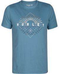 Hurley - Dri-fit Morning View T-shirt - Lyst
