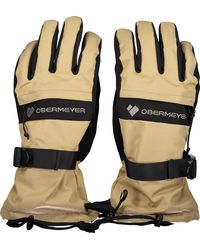 Obermeyer Regulator Gloves - Black