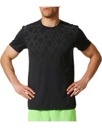 adidas - Messi Performance Climacool Soccer Jersey T-shirt - Lyst