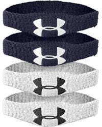 """Under Armour Performance Bicep Bands - 1/2"""" - Blue"""