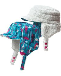 Patagonia - Infant Reversible Shell Hat - Lyst