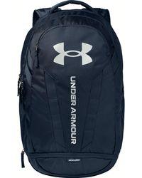 Under Armour Hustle 5.0 Backpack - Blue