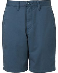 Vans Authentic Strech Chino Shorts - Blue