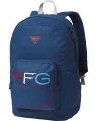 Columbia Pfg Zigzag 22l Backpack - Blue