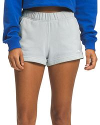 The North Face - Fleece Shorts - Lyst