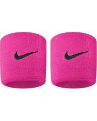 """Nike - Reast Cancer Awareness 3"""" Wristbands - Lyst"""
