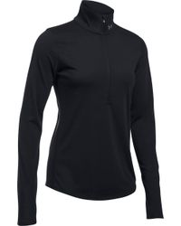 Under Armour - Threadborne Streaker Half-zip Long Sleeve Running Shirt - Lyst