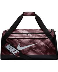 5953e9d22b Lyst - Nike Water Resistant Team Training Medium Duffle Bag in Blue ...