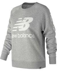new balance sweatshirt women
