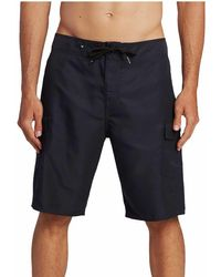 """Quiksilver - Manic Solid 21"""" Board Shorts - Lyst"""