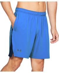 d53a70981f7b Lyst - Under Armour Men s Ua Cage Shorts in White for Men