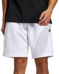 adidas Post Game Lite Shorts - White