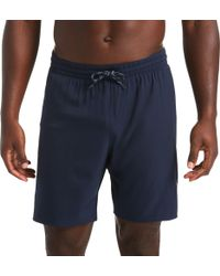 10d7a34352f53 Nike 5 Rift Vital Volley Shorts (black) Men's Swimwear in Blue for ...