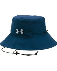 377f01a3989 Lyst - Under Armour Switchback Reversible Bucket Hat 2.0 in White ...