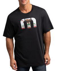 Travis Mathew High Tide T-shirt - Black