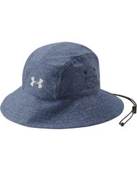 45ea89480de Lyst - Under Armour Armourvent Usa Graphic Bucket Hat in Blue for Men