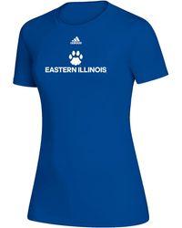 adidas - Eastern Illinois Panthers Creator Blue T-shirt - Lyst