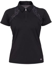 Lija - Finesse Golf Polo - Lyst