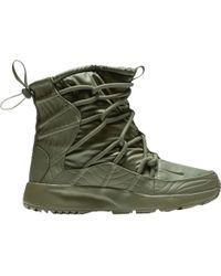 Nike - Tanjun High Rise Shoe - Lyst