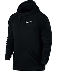 Nike - Dry Fleece Hoodie - Lyst