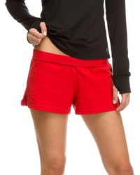 Soffe New Shorts - Red