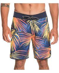 "Quiksilver - Highline Sub 19"" Board Shorts - Lyst"