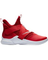Nike - Zoom Lebron Soldier Xii Tb Basketball Shoes - Lyst