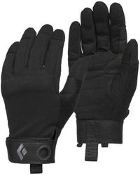 Black Diamond Crag Gloves - Black