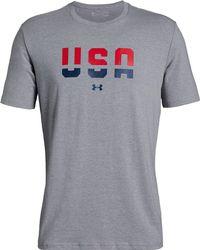 f9f6b35a5fe3 Lyst - Nike Dri-fit Global Mens T-shirt in Purple for Men
