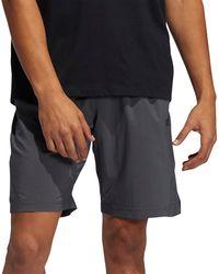adidas Axis Woven 2.5 Shorts - Gray