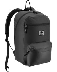66a91a86acaa Lyst - Adidas National Plus Backpack in Black for Men