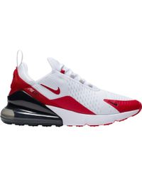 7759292012 Nike Air Max 270 Shoes in White for Men - Lyst