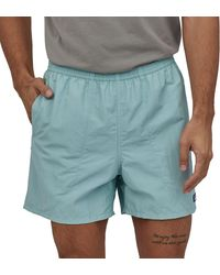 "Patagonia Baggies 5"" Shorts - Blue"