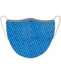 Sunday Afternoons Adult Uvshield Cool Face Mask - Blue