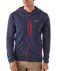Patagonia Performance Better Sweater Hoodie - Blue